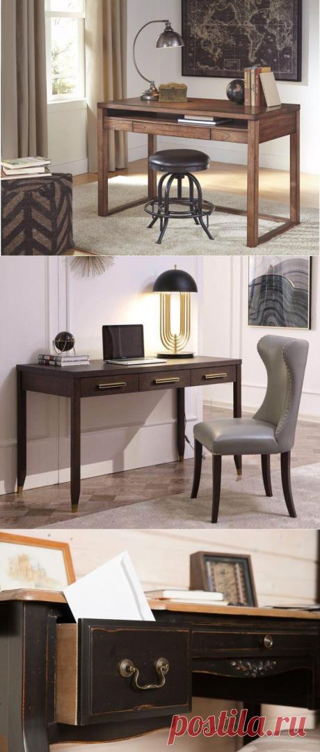 Как выбрать рабочий стол для кабинета? Советы по выбору хорошего стола