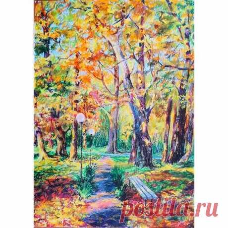 Photo by Образцова Любовь on October 10, 2020. На изображении может находиться: растение, дерево, на улице и природа.