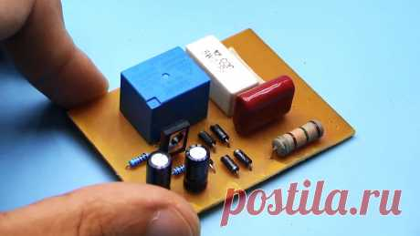 Как сделать устройство плавного пуска из доступных деталей и продлить жизнь электроприборам Электродвигатели бытовых приборов и инструментов часто выходят со строя, так как не выдерживают высокие пусковые токи. Те многократно превышают номинальную нагрузку, на которую рассчитано подобное оборудование. Чтобы защитить свои приборы от преждевременного выхода со строя, подключайте их через