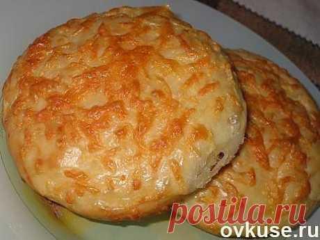 Сырные булочки- очень вкусная выпечка - Простые рецепты Овкусе.ру