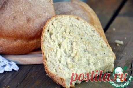Кабачковый хлеб с сыром – кулинарный рецепт