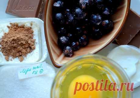 Черно-смородиновый торт с шоколадом - пошаговый рецепт с фото - как приготовить, ингредиенты, состав, время приготовления - Mail Леди
