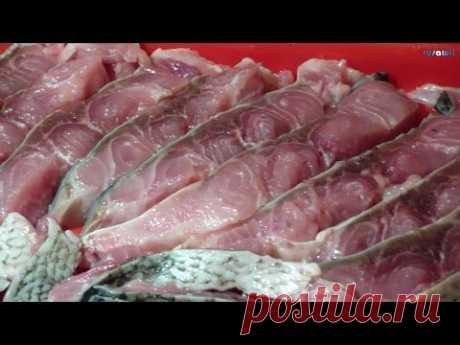 Маринованная рыба (толстолобик, карп, скумбрия, сельдь). Рецепт приготовления.