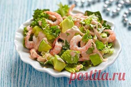 О самых вкусных салатах с авокадо: 5 рецептов | Вкусные рецепты