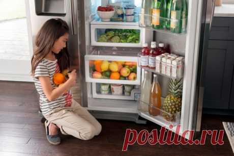 Уменьшение потребления энергии, расходуемой холодильником