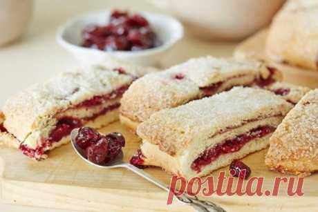 Пироги с вареньем - 20 простых и вкусных рецептов домашней выпечки