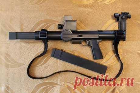 Многокалиберная пуля и пистолет-пулемёт специального назначения Многокалиберная пуля и пистолет-пулемёт специального назначенияПистолет-пулемёт: вчера, сегодня, завтра. Какими параметрами должны обладать эффективные пули для пистолетов-пулеметов, цель которых – бо...