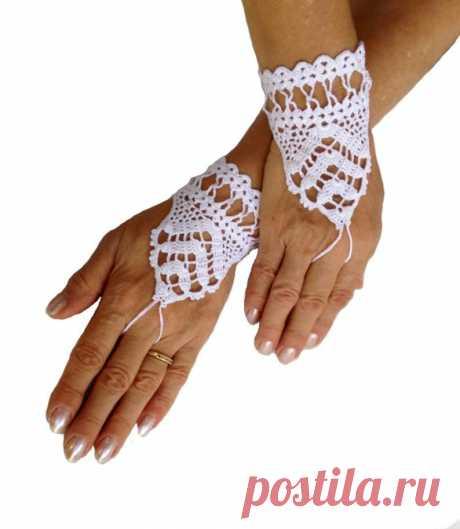 Свадебные перчатки. Учебное пособие | Etsy