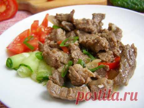 Говядина в соевом соусе рецепт с фото пошагово - 1000.menu