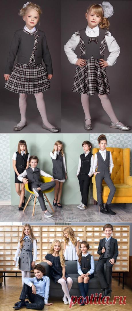 El uniforme escolar: la foto y las ideas \/ los niños A la moda \/ la SEGUNDA CALLE