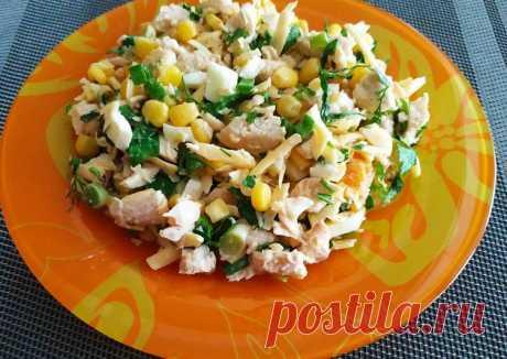 (11) Вкусненький салатик - пошаговый рецепт с фото. Автор рецепта Екатерина Шведова . - Cookpad