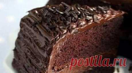 Пражский торт Простой рецепт шоколадного и вкусного торта, который готовится достаточно быстро!