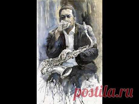 """М.Легран. Музыка из кинофильма """"Шербурские зонтики"""". (Переложение для оркестра - соло - саксофон)."""