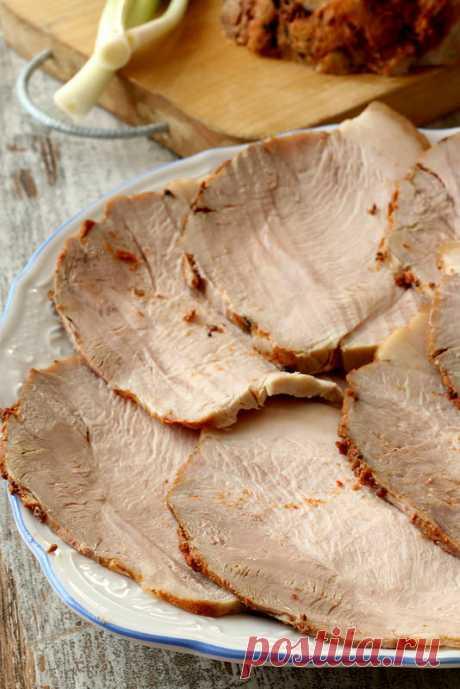 Простой рецепт домашней буженины — Фактор Вкуса