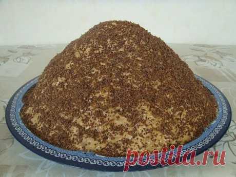 Муравейник — торт, который любим с детства!