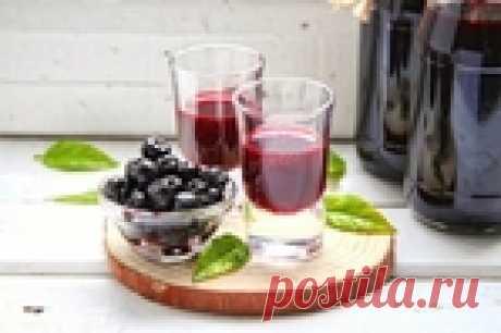 Рецепты домашней наливки из черноплодной рябины и о скупке алкоголя