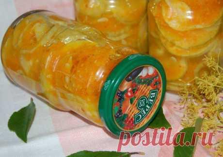 Кабачки в остром соусе. Рецепт от Вероники Крамарь