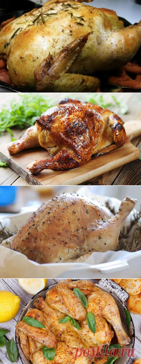 Включаем духовку и жарим курицу по рецептам шеф-поваров - Steak Lovers - медиаплатформа МирТесен