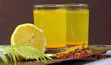 Как с помощью лимонада из куркумы полностью избавиться от стресса и тревоги?