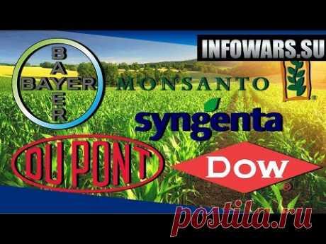 Крупнейшие сельскохозяйственные и химические компании объединяются