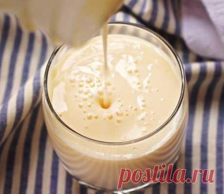 Зачем пить ряженку — Полезные советы