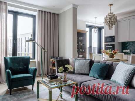 9 идей для маленьких квартир, которые мы подсмотрели в российских проектах