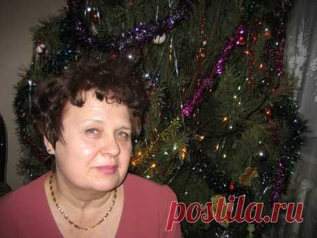 Людмила Абакумова