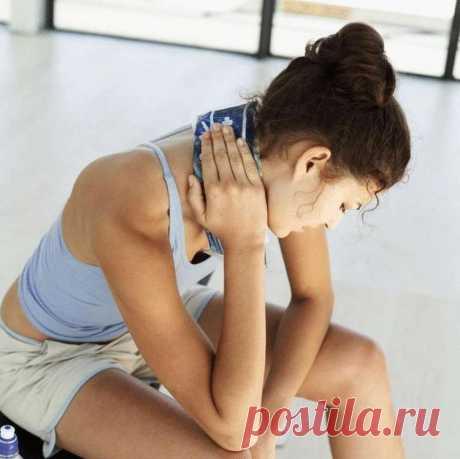 Если зажата шея: упражнения Фельденкрайза - Сайт для женщин