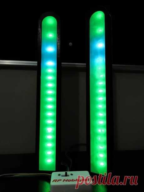 Настольный RGB-светильник с регулировкой по смартфону В этой статье мы рассмотрим, как можно самостоятельно сделать RGB-светильник, подключить его к своему гаджету по Wi-Fi и управлять яркостью и цветом. Для изготовления такого светильника нужны следующие Инструменты и материалы:-Плата ESP8266;-USB-кабель;-Ползунковый