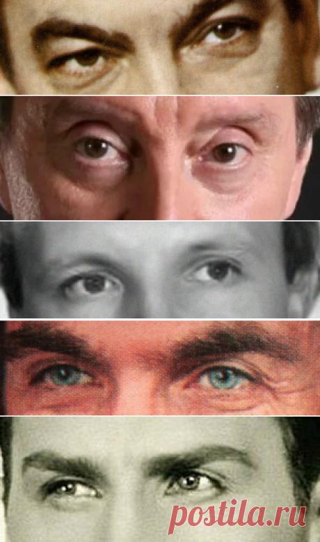 Тест:угадайте советского актера по глазам   🌧️Шепот дождя🌧️   Яндекс Дзен