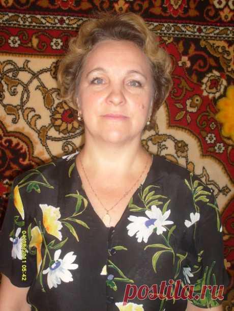 Natalya Chesnokova(Anisimova)