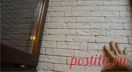 Гипс как камень: сверхпрочный декоративный камень из обычного гипса | Ремонтдом | Яндекс Дзен