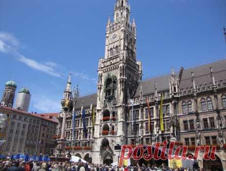 Мюнхен и его достопримечательности | Рюкзак путешественника