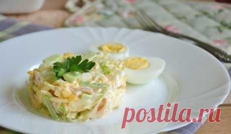 Как приготовить салат «неженка» - рецепт, ингредиенты и фотографии