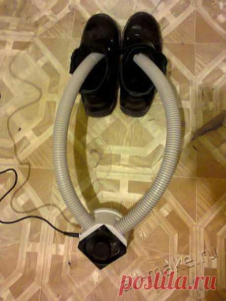 Холодная сушка обуви своими руками » самоделки своими руками - сделай сам из подручных материалов