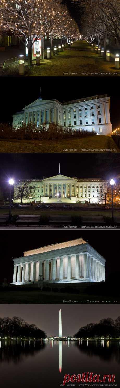 night_in_city: Ночь в Вашингтоне