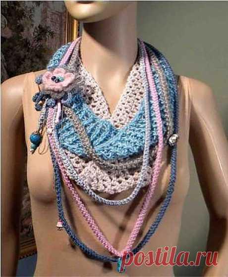 Gallery.ru / Фото #80 - необычное вязание и необычное его использование - git-ta