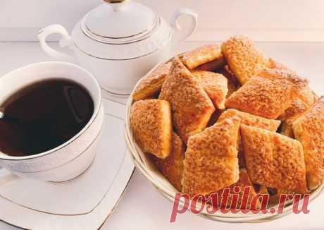 Творожное печенье - пошаговый рецепт с фото. Автор рецепта luiza 🏃♂️ . - Cookpad