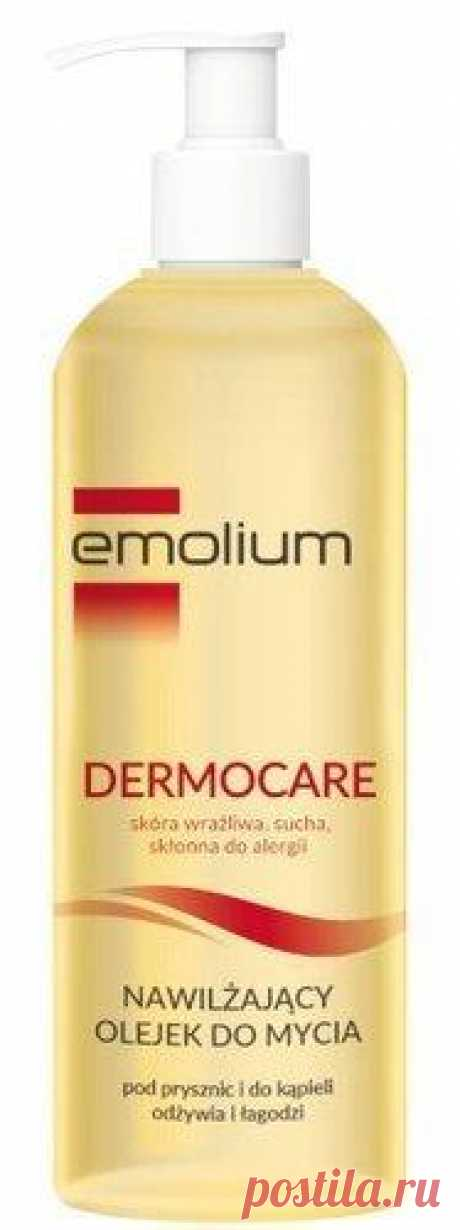 Emolium Dermocare Moisturizing oil for washing 400ml A great alternative to gels and washing liquids - Moisturizing oil for washing Emolium Dermocare UK. The product is recommended for sensitive and demanding skin.