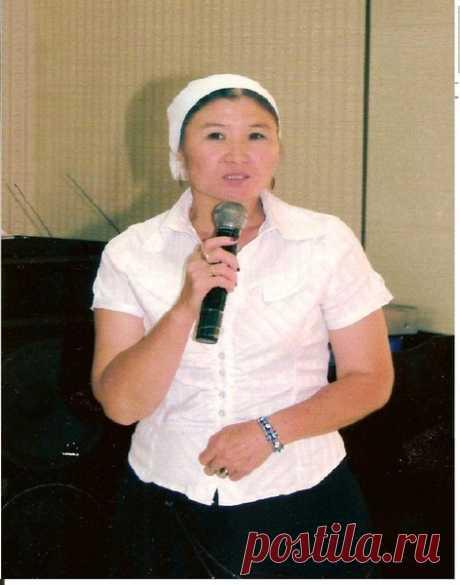Кулайым Жусупбекова