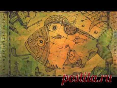 Eugene Ivanov Paintings. Part 1. - YouTube
