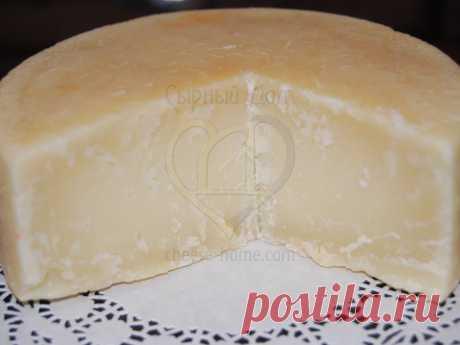 Рецепт сыра Монтазио | Рецепты сыра | Сырный Дом: все для домашнего сыроделия