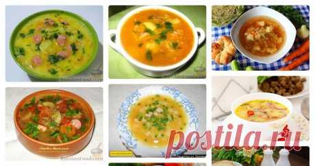 Вкусные супы на каждый день Автор — a.chudopal2017