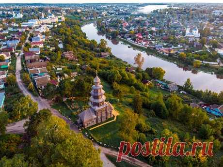 По дороге из Москвы в Торжок... | Orange Reality | Фотопутешествия | Яндекс Дзен