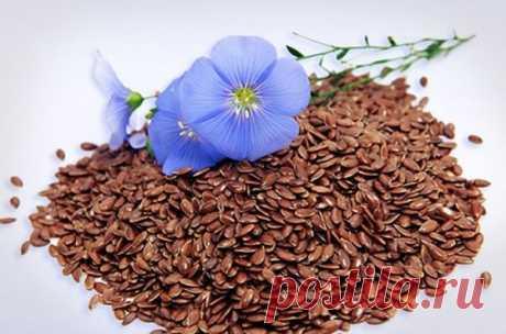 Семена льна при диабете: польза и рецепты приготовления