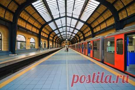 Картинки про метро (33 фото) ⭐ Забавник