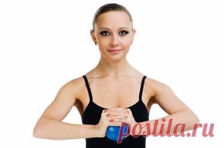 4 способа сохранить упругость груди