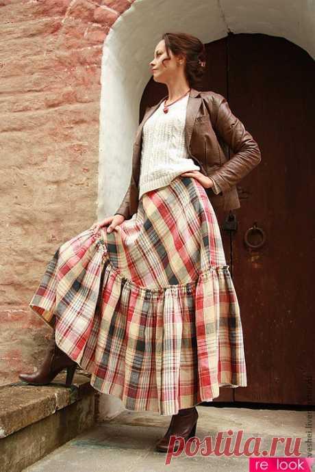 Виды юбок (часть 2): Мода и стиль - мода на Relook.ru