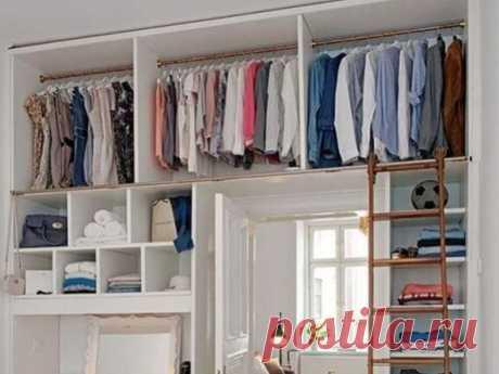 Используем каждый сантиметр: системы хранения в небольшой квартире | baby.ru | Яндекс Дзен