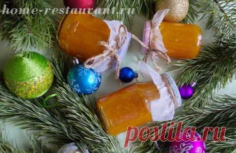 Варенье из мандаринов «Под елочку» - Домашний Ресторан Не знаете что подарить своим друзьям и близким на Новый Год и Рождество? Сувенирами с символом года